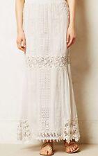 NWT Anthropologie Lace Melange Maxi Skirt Size XS by Yoana Baraschi