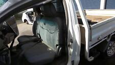 TOYOTA HILUX FRONT SEAT LH 3/4 BENCH SEAT, CLOTH, 03/05-06/11