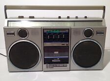 Vintage Panasonic RX 5050 Ambience Stereo Cassette Player Boombox Radio