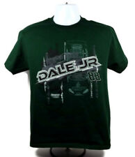 Dale Earnhardt Jr #88 2010 Sprint Cup Green T-Shirt Medium Winners Circle Nascar