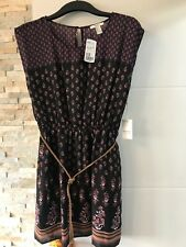 Forever21 Printed Sleeveless Dress Size L/10-12