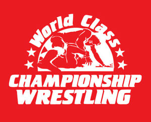World Class Championship Wrestling shirt WCCW Dallas Texas Von Erich 80s t-shirt