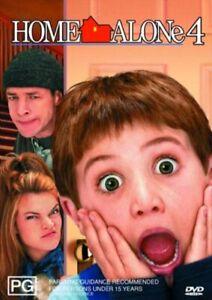 Home Alone 4 DVD