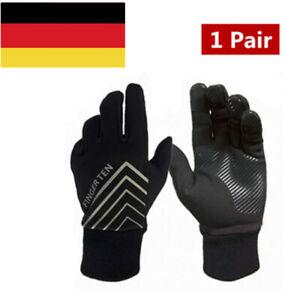 Winter Handschuhe Damen Herren Motorrad Touchscreen Warm Handschuh Winddicht