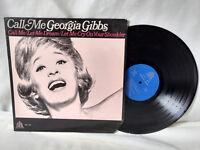 Georgia Gibbs LP Call Me Bell 6000 Northern Soul Jazz VG++