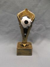 SOCCER award trophy  resin ball RFB41260