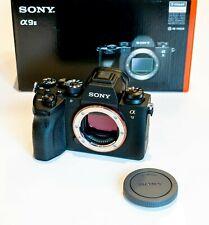 Sony Alpha 9 II case, black A9 Mark II ILCE 9 M2B.CEC body
