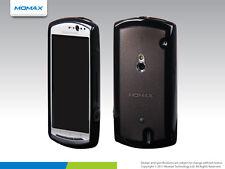 Sony Eicsson Xperia Neo Schwarz Silikon Case
