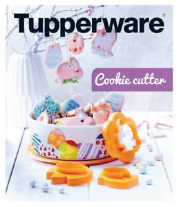 Special Offer 💕 TUPPERWARE Cookie Cutter Set - Easter - New