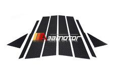 Carbon Fiber Door B Pillar Panel for 08-14 Subaru GVB GVF Sedan Impreza WRX STi