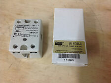 Dayton 1EGL3 Solid State Relay, SSR, SPST-NO. 10A, 3-32VDC, NEW