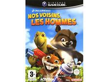 # nos voisins les hommes (franz. Version) Nintendo GameCube/GC JEU-TOP #