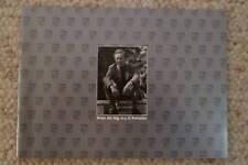1989 Porsche Dr Porsche Silver Historical Brochure / Prospekt, RARE Awesome L@@K