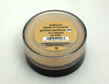 BARE ESCENTUALS bare Minerals Foundation * GOLDEN MEDIUM W20 * 8g Click Lock Go