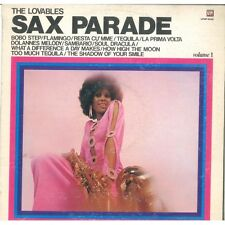 LP THE LOVABLES SAX PARADE