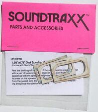 SoundTraxx #810120 20x40mm Speaker Gasket Kit