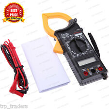 Original MASTECH M266 Digital Handheld AC/DC Clamp Multimeter Clip On Meter