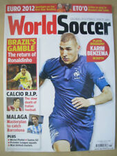 World Soccer Magazines in English