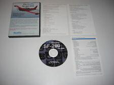 RealAir SF-260 REAL AIR Pc SF 260 Add-On Flight Simulator Sim 2004 FS2004