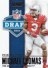 Michael Thomas - 2016 Score Football Trading Card, (Rookie) NFL Draft 2016