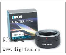 Kipon Adapter Rollei QBM Lens to Sony E Mount NEX A7 A7R NEX-5T 7 A5000 A7S