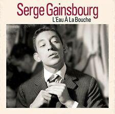 SERGE GAINSBOURG - L'EAU À LA BOUCHE (180G)  VINYL LP NEW+