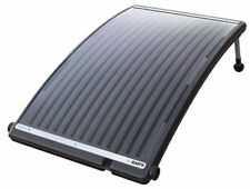 GAME SolarPRO Curve Pool Heater For Above Ground Swimming Pools Up To 30' | 4721