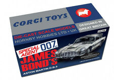 1:43 Corgi - James Bond Aston Martin DB5 - Thunderball 50th Anniversary - Silver