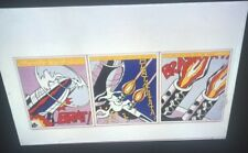 "Roy Lichtenstein ""As I Opened Fire "" Pop Art 35mm Vintage Art Slide"