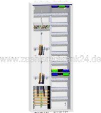 Hager Zählerschrank  2 Zähler Verteiler 1400 mm + SLS