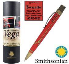 Retro 51 Smithsonian Series #SRR-1820 / Acid Etched Vega Tornado Pen