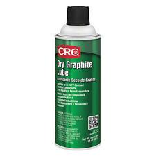Crc 03094 Graphite Dry Film Lubricant, Aerosol, 10 Oz.
