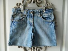 """Short en jeans  fille T 12 ans """"Caprice de fille"""""""