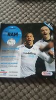 Derby County v Leeds United Matchday Programme Championship 08.12.12