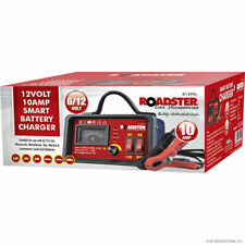 Roadster 12 Volts 10 Amp Battery Charger