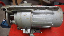 Wilcox and gibbs AS4002 High speed Clutch motor 240v Forward/reverse working ok