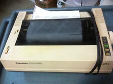 Panasonic KX-P1080i vintage Dot-Matrix commodore Printer - works!