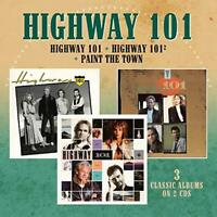 Highway 101 - Highway 101 / Highway 101² / Paint The Town (NEW 2CD)