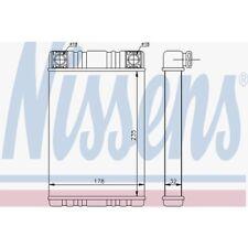 Nissens Wärmetauscher, Innenraumheizung Mercedes-Benz C-Klasse,C-Klasse 72028
