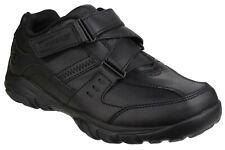 Skechers Kids Grambler Zeem School Shoe Black