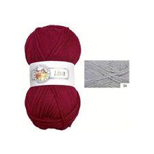 Knitting Yarn ´ Lisa ´, 50g, Colour 24, ´ Gray ´