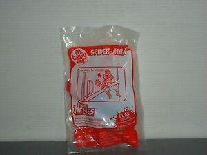 MSM1 McDonald's Spider - Man  Happy Meal Toy 2011