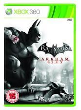 Batman Arkham City for Xbox 360 PAL new sealed.