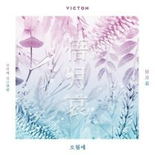Victon-[Face The Time Of Sorrow/俉月哀/오월애] 1st Single Album CD+Booklet+PhotoCard