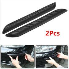 Car Sticker Bumper Protector Strips Protective Trim bar Black Car Accessories