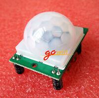 2PCS Adjustable IR Pyroelectric Infrared IR PIR Motion Sensor Detector HC-SR501
