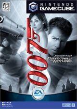 James Bond 007 Everything or Nothing Japan GameCube 2004