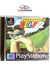 Everybodys Golf 2 PSX PS1 Playstation Nuevo Precintado Retro Sealed New PAL/EUR