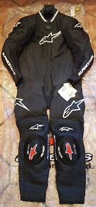 Alpinestars GP Pro Leather 1-Piece Suit EUR 52 3155011 Black