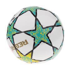 Football Ballon De Formation Trainings ball Jouet Taille 5 Soccer